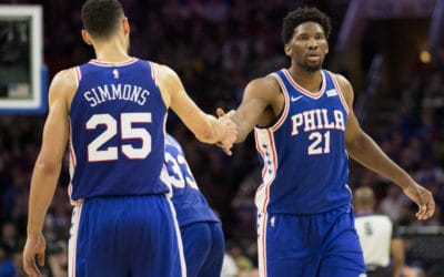 Philadelphia Sixers Futures Odds Now At PA Sports Betting Apps