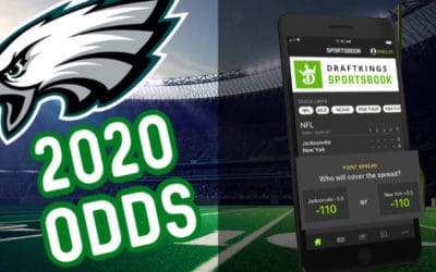 Bettors Are Split on O/U 9.5 Wins for Philadelphia Eagles At DraftKings Sportsbook